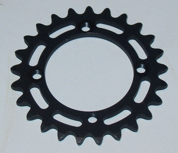 Alleven RC Rear Sprocket (26T/Black)