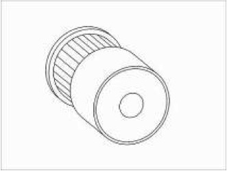 Front Pulley (16T)