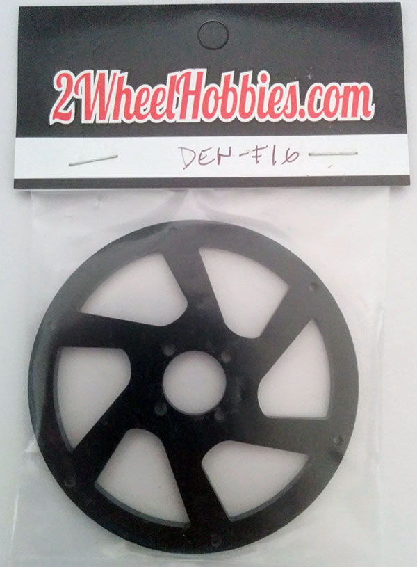 Wheel Spokes Rear - GT913