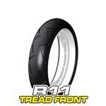 GRP Front Tread (C/hard)