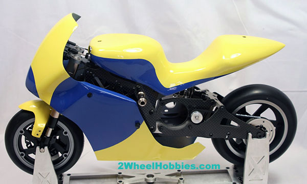 DeanTech GT913 Body (yellow/blue)