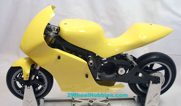 DeanTech GT913 Body (yellow)