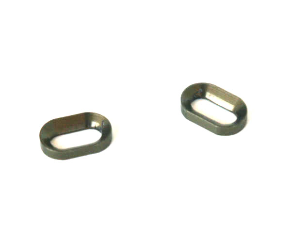 Hot Racing Motor mount oval washer (titanium)