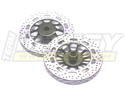 Integy Alloy Front Brake Disk (2)