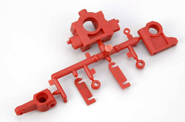 Axle Holder Set Kyosho Kart