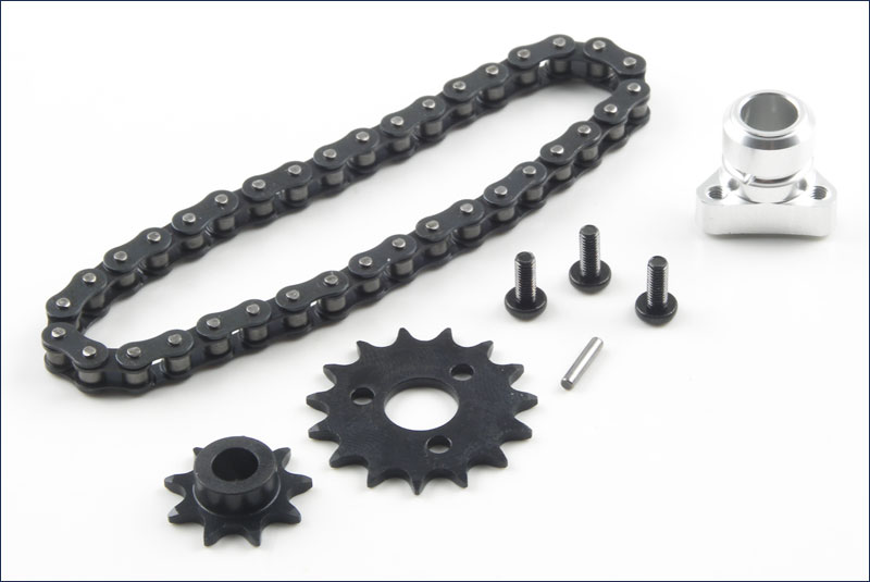 Kyosho Kart Optional Chain Drive Set