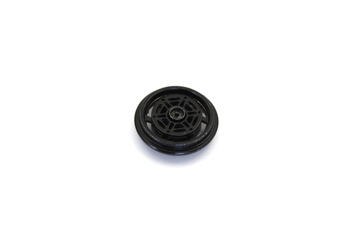Front Wheel (Black) - Moto Racer