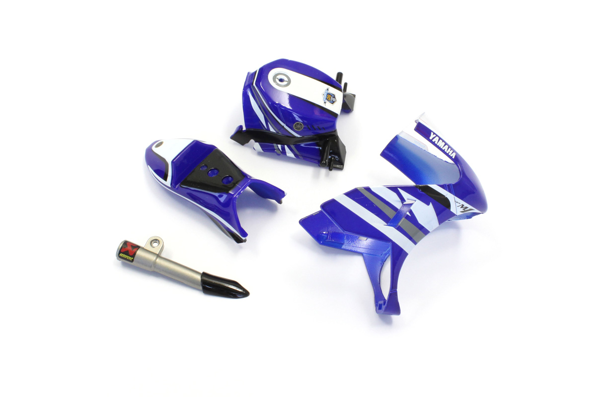 Body Parts Set (Yamaha) - Moto Racer