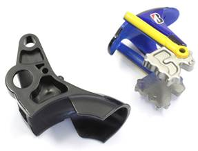 Fender Parts Set (Yamaha) - Moto Racer