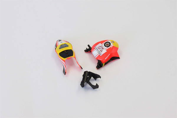 Body Parts Set (DUCATI) - Moto Racer