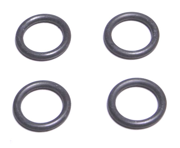 O-Ring (P10/Black/4pcs) Kyosho Kart