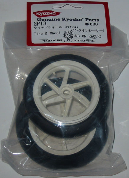 Kyosho Tire & Wheel, Honda
