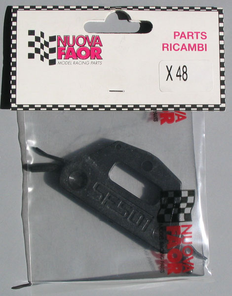 Plastic upper triple clamp