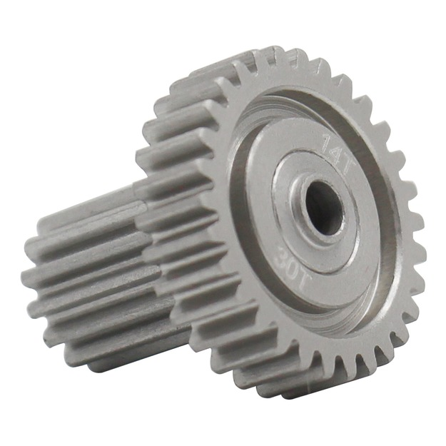 Hot Racing Aluminum Counter Gear 30t-14t T3-01