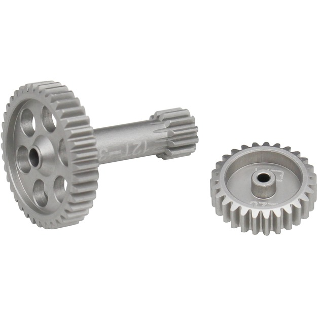 Hot Racing Aluminum Speed Tune Gear Set 38t 27T T3-01