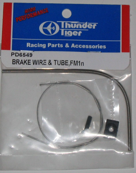 Brake Wire & Tube, FM1n