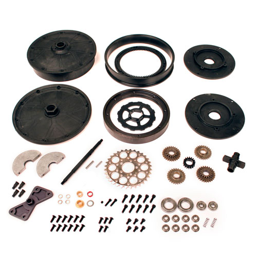 Rear Wheel Gyro Kit - VMX 450