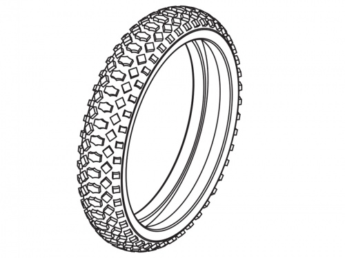 X-Rider Off-Road Front Tire