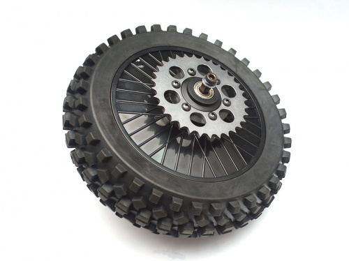 X-Rider Off-Road Rear Wheel Assembly