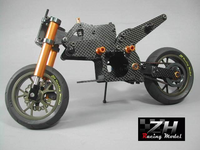 ZH Racing Z-203B 2014 1/8 Electric