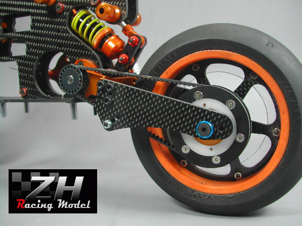 ZH SF-601 Variable swingarm kit (50T)