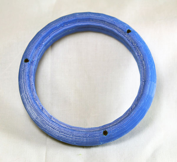 ZH Racing 1/8 Solid Insert for HOR Wheels (rear)