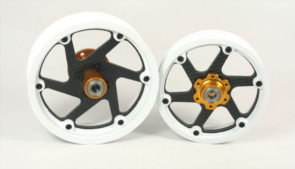 ZH Racing Carbon Spoke Set (style 1)
