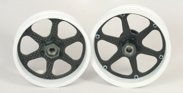 ZH Racing Carbon Spoke Set for SB-5 (style 2)