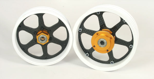 ZH Racing Carbon Spoke Set (style 2)