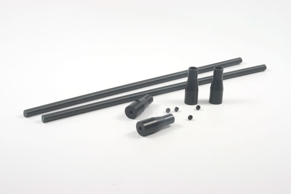 Alleven RC Nylon Crash Bar System (black)