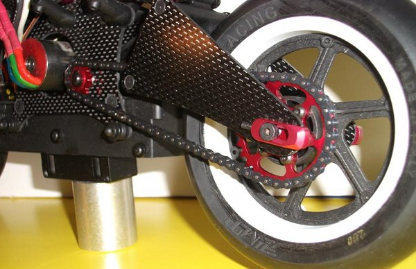 Alleven RC Micro Drive Chain Conversion - SB5