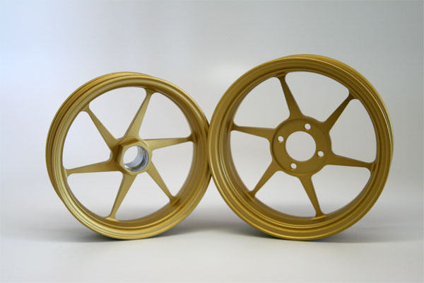 Alleven RC Wheel Set (gold)