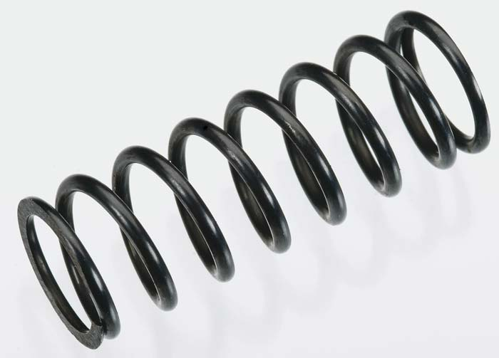 Shock Spring Rear DX450