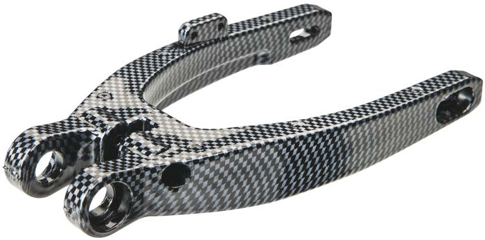 Arm Rear Carbon Texture DX450