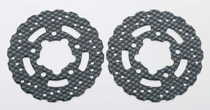 Brake Disc Carbon Texture (2) DX450