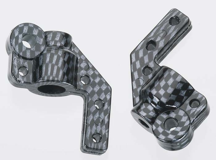 Hub Carrier Front Carbon Texture DX450