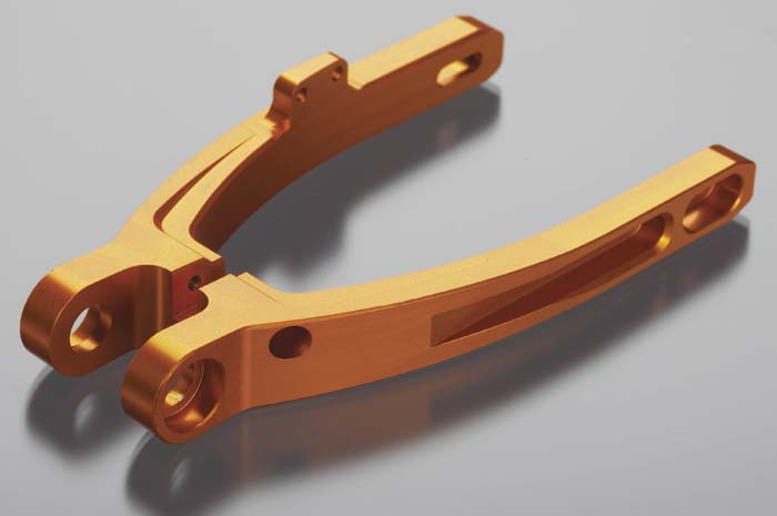 Arm Rear Gold DX450