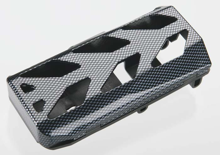 Battery Case Carbon Texture DX450