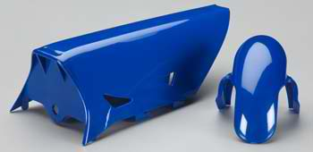 Body Bottom Blue DXR500