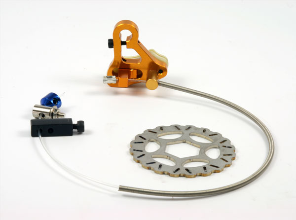 ZH Racing Z-201B Front Brake Set (right side)