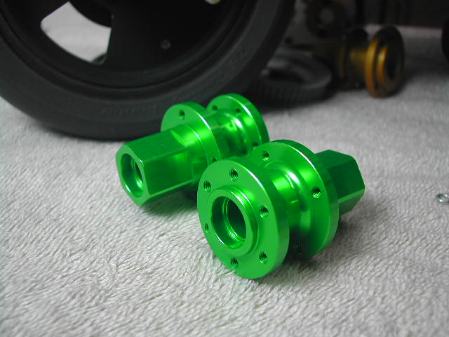 ZH Racing Rear Hub for SB-5 (Nuova Faor Wheel)
