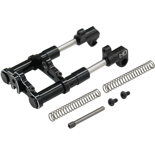 Hot Racing GP Style Aluminum Front Shock Fork (Black) T3-01