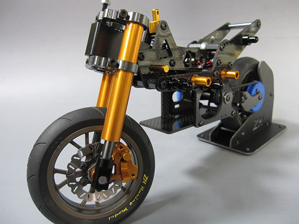 ZH Racing Z-205B 1/8 Electric Motorcycle