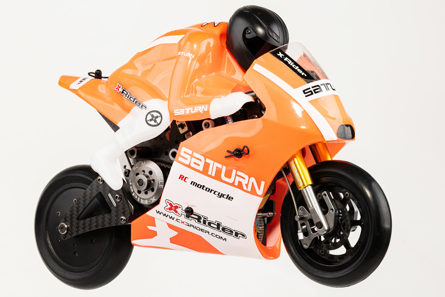 X-Rider Saturn 1/8 Electric ARTR (Orange)